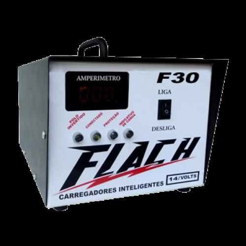 CARREGADOR DE BATERIA - FLACH F30