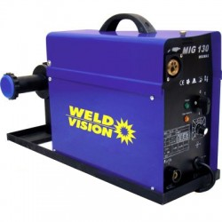 Máquina de Solda Mig 115A 130 Weld Vision - 220 Volts Monofásica