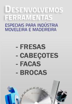 Especiais para Indústria Moveleira e Madeireira
